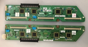Samsung BN96-05922A BN96-05923A  Upper / Lower Y Scan Set TV PARTS DIRECT