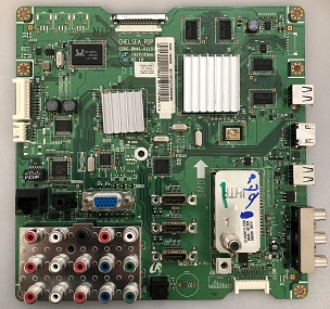 Samsung BN94-02856B Main Board for PN58B650S1FXZA
