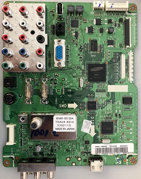 Samsung BN94-02840A (BN97-03136A) Main Board for PN42B450B1DXZA