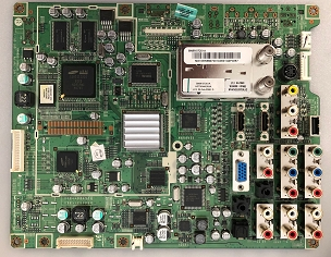 Samsung BN96-07201A (BN41-00844B) Main Board for HPT5044X/XAA