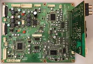 Samsung BP94-02049E (BP41-00214C) Analog Board