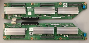 Samsung BN96-05644A (LJ92-01448A) Lower Buffer BN96-05643A (LJ92-01447A) Upper Y Scan Drive Set