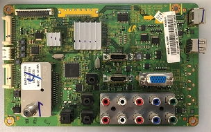 Samsung BN96-14709B Main Board for PN50C450B1DXZA