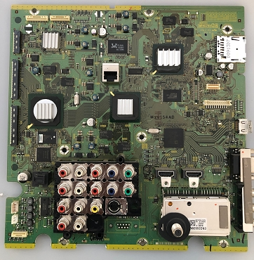 Panasonic TXN/A1DVUUS (TNPH0793AD) A Board for TC-P54G10