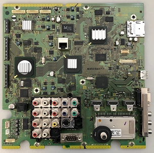 Panasonic TXN/A1DRUUS (TNPH0793AF) A Board for