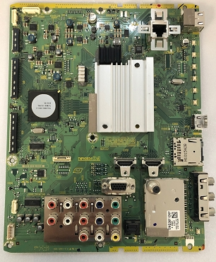 Panasonic TXN/A1LPUUS (TNPH0834AC) A Board for TC-P50G25 TCP50G25